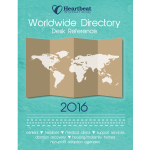 2016 Worldwide Directory Desk Reference