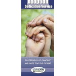 Adoption Dedication Service